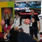 Amiga Racer at Gamescom