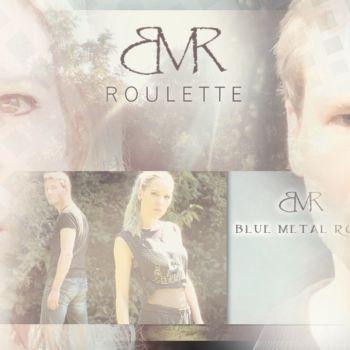 Blue Metal Rose Roulette Singel